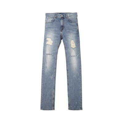 [Denim] Skinny Fit (Blue Washed) 스테레오 바이널즈