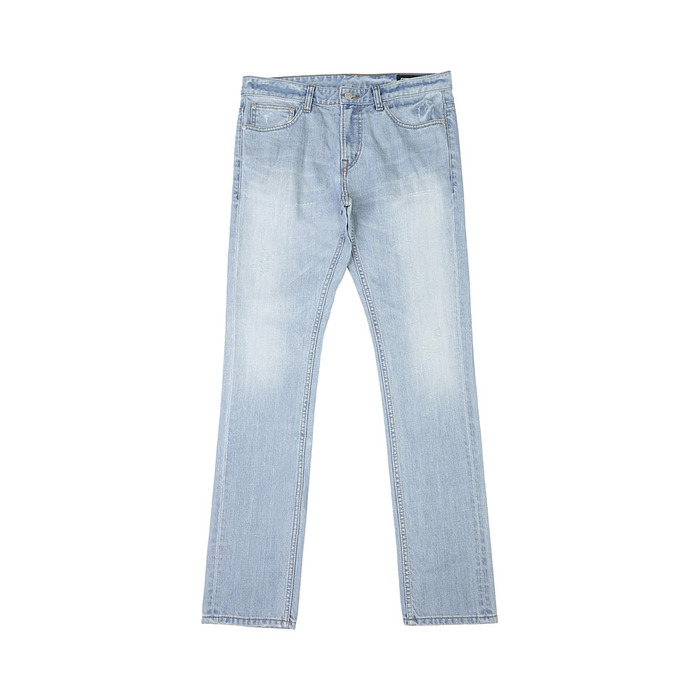 [DENIM] SKINNY FIT (Light Blue Washed) 스테레오 바이널즈