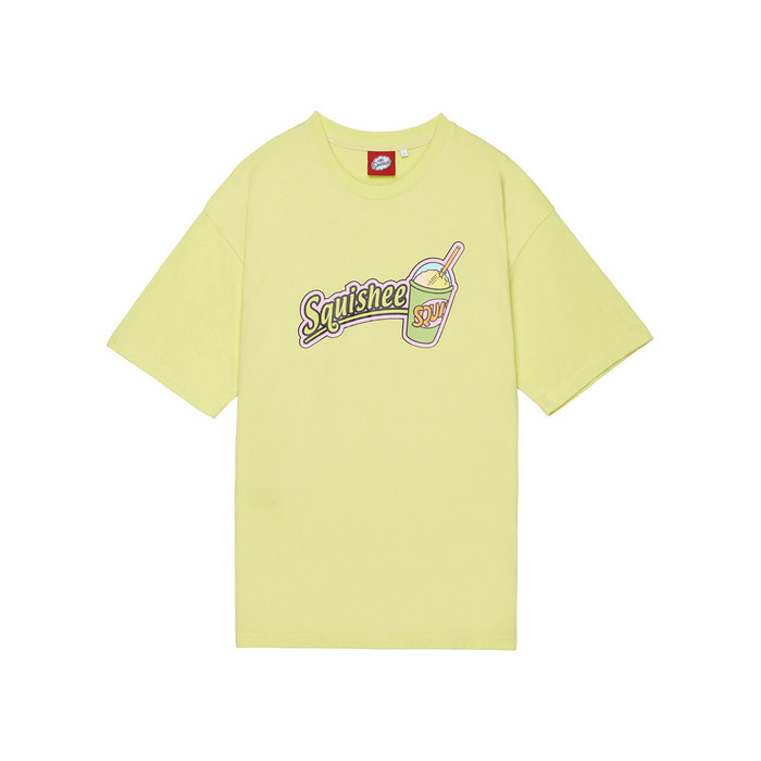 [SS16 Simpsons] Bart Squishee S/S Tee(YELLOW) 스테레오 바이널즈