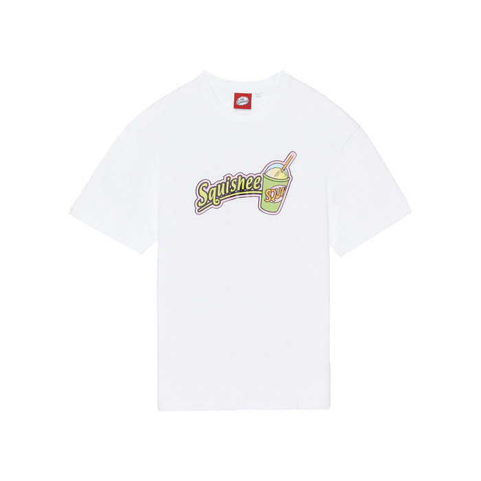 [SS16 Simpsons] Bart Squishee S/S Tee(WHITE) 스테레오 바이널즈