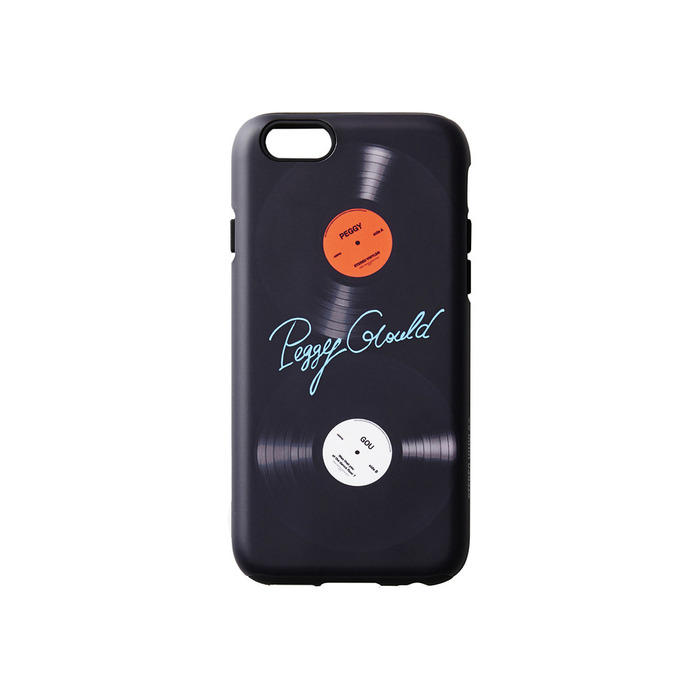 [AW16 Peggy] LP iPhone 6/6S Case(Black) 스테레오 바이널즈