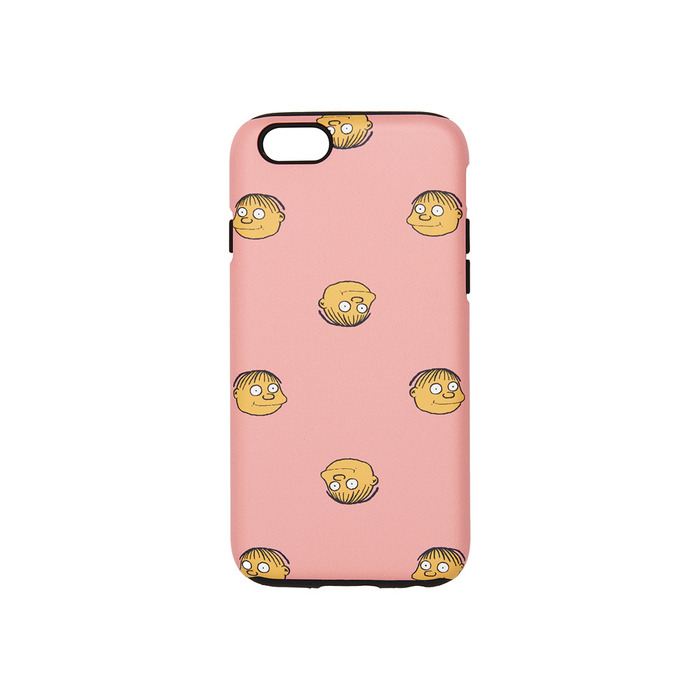 [AW16 JJ x SV] Ralph Pattern iPhone 6/6S Case(Pink) 스테레오 바이널즈