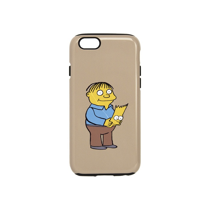 [AW16 JJ x SV] Ralph iPhone 6/6S Case(Beige) 스테레오 바이널즈