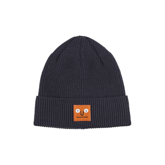 [AW16 JJ x SV] One Point Beanie(Navy)