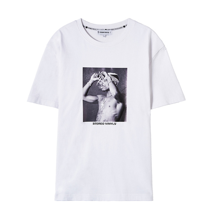 [CHI] Uncategorized 1994 Tee(White) 스테레오 바이널즈