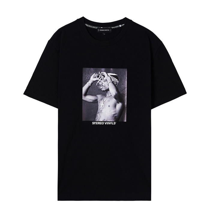 [CHI] Uncategorized 1994 Tee(Black) 스테레오 바이널즈