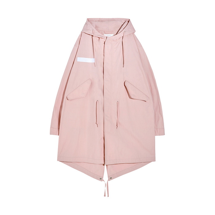 [SS17 Colour] M51 Fishtail Jacket(Pink) 스테레오 바이널즈