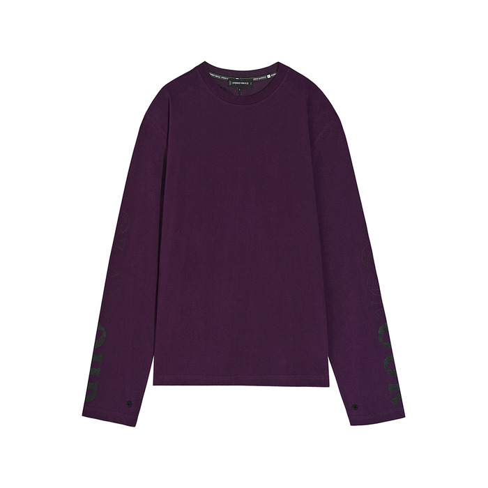 [SS17 Colour] OUR Long Sleeve(Purple) 스테레오 바이널즈