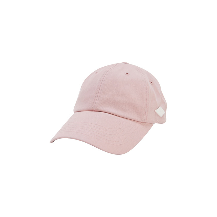 [SS17 Colour] Side Logo 6P Cap(Pink) 스테레오 바이널즈