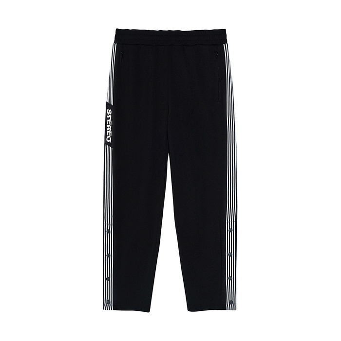 [SS17 Colour] Track Pants(Black) 스테레오 바이널즈