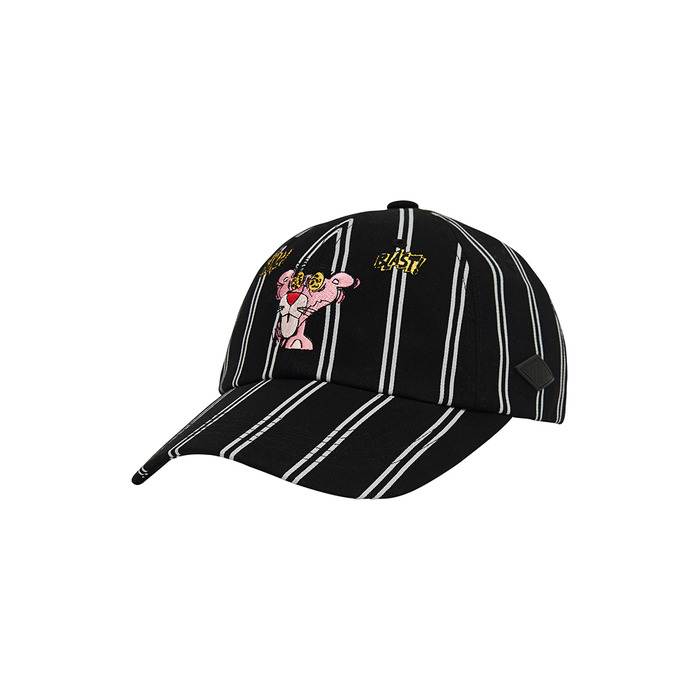 [Pink Panther] Bang 6P Cap(Black) 스테레오 바이널즈