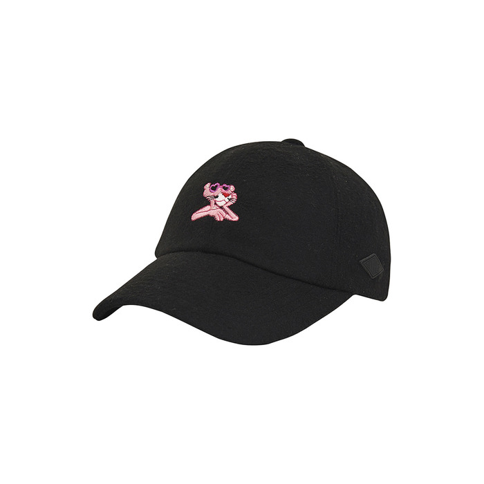 [AW17 Pink Panther] Wool Cap(Black) 스테레오 바이널즈
