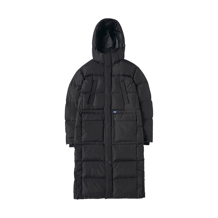 [AW17] Bench Long Down Parka(Black) 스테레오 바이널즈